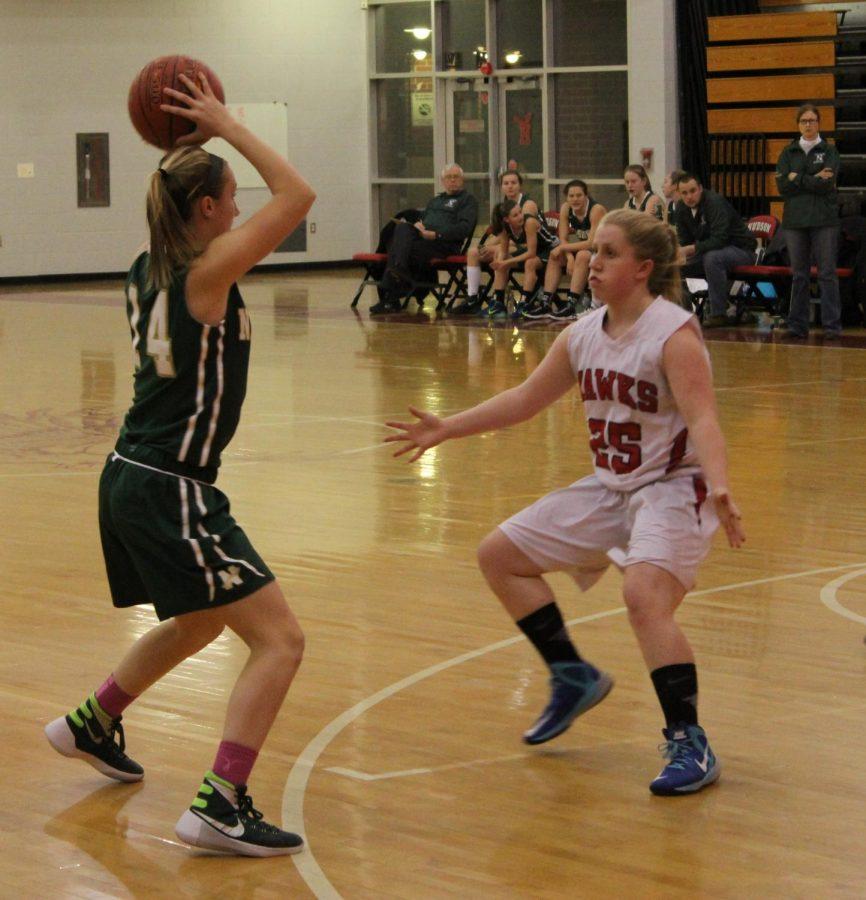 Girls Basketball Starts Season with New Coach