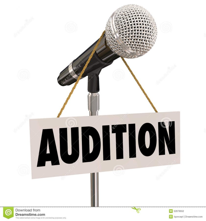 Audition Advice for