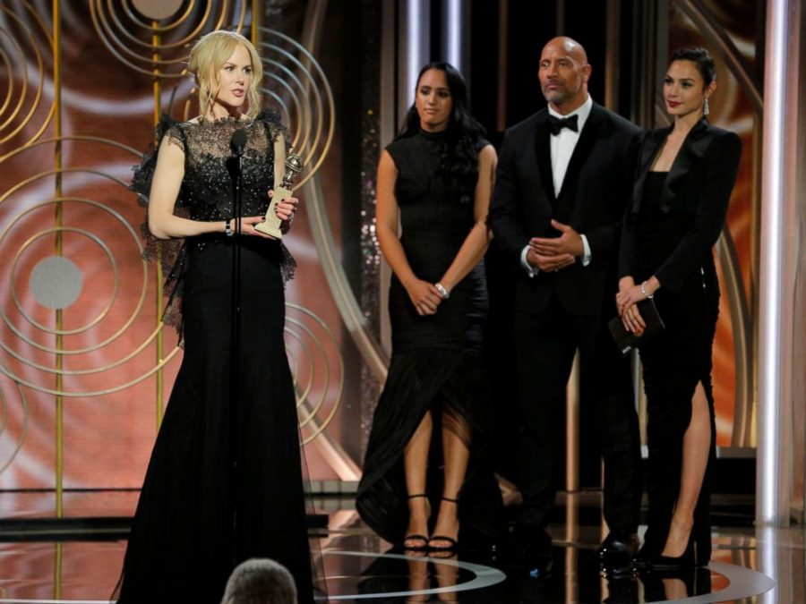 75th Golden Globe Winners