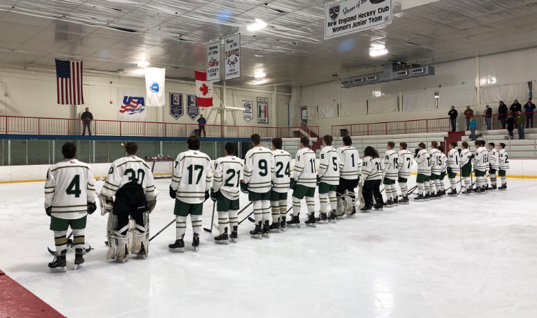 Boys Varsity Hockey- On a Roll