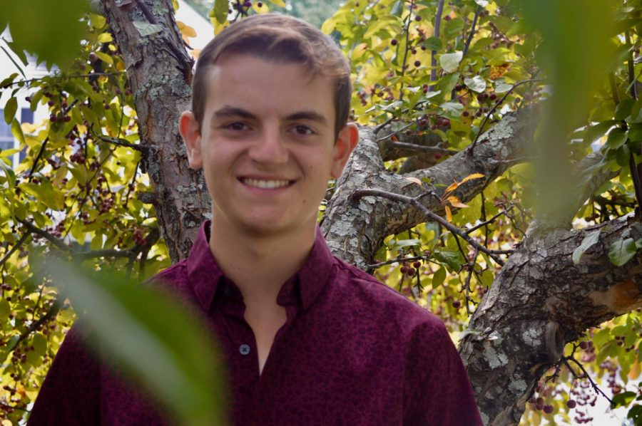 Senior Spotlight: Will Andronico