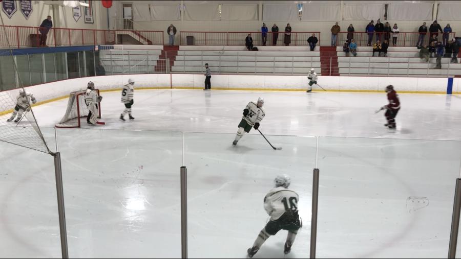 Nashoba Boys Varsity Hockey: Last Game