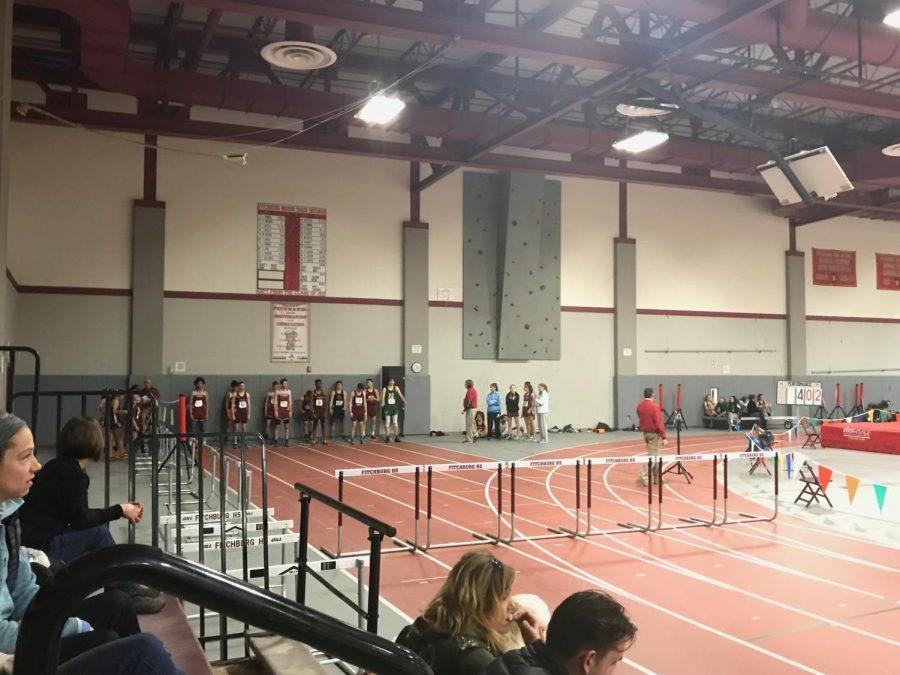 Indoor Track Leagues Meet Recap