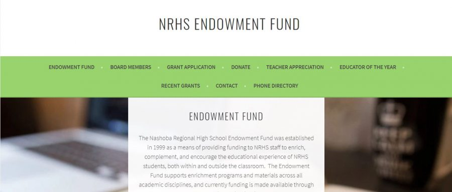 The End to the Endowment Fund