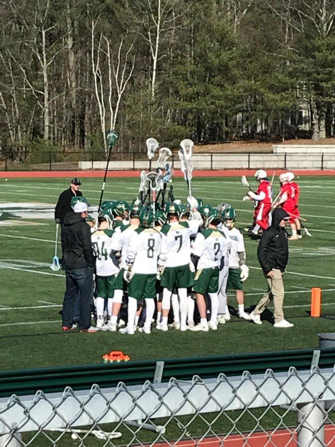 Boys Varsity Lacrosse: Season Opener