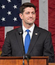 Paul Ryan Retires from Speaker of the House