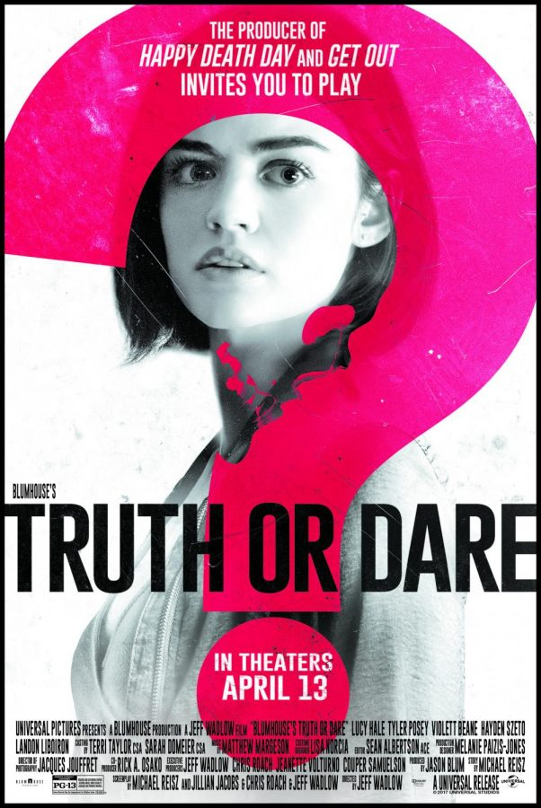 Blumhouse's Truth Or Dare: Movie Review