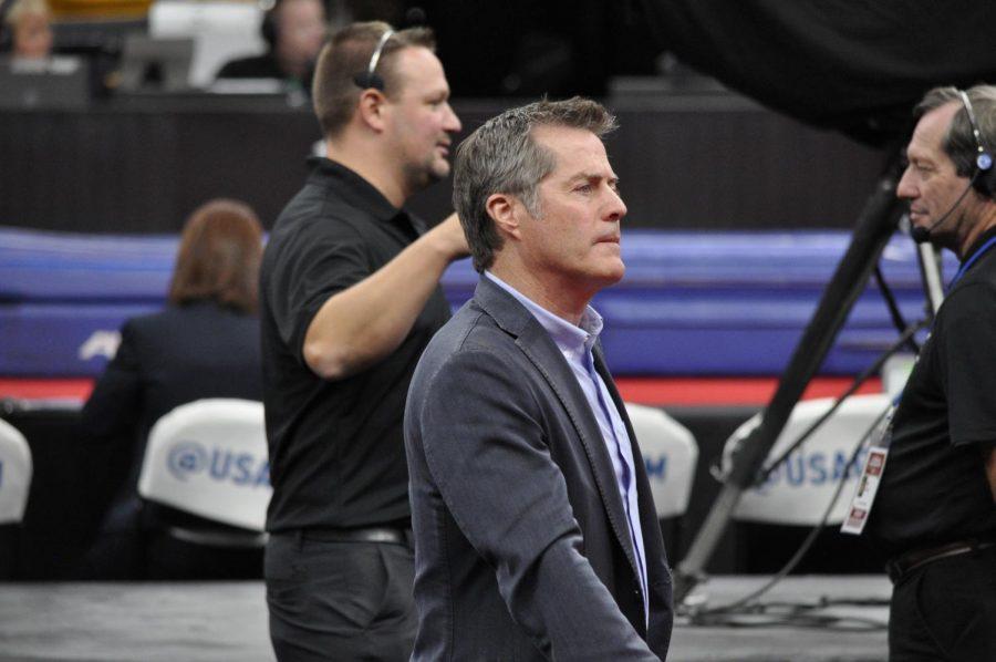 Tom Forster, the new Women's High-Performance Team Coordinator