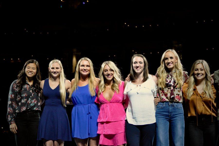 2008 Women's Gymnastics Team