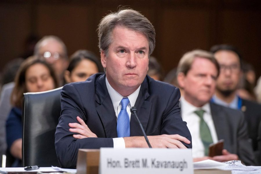 New allegations against Kavanaugh
