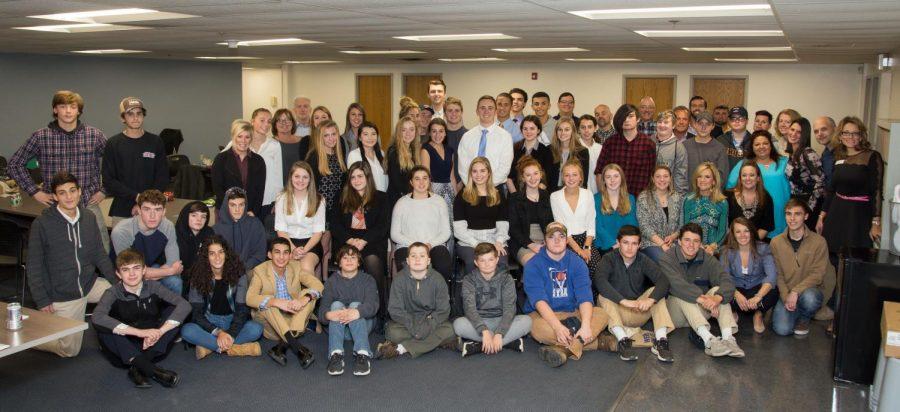 Students visit AIS