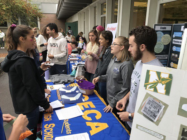 The 2018 Activity Fair- Something for Everyone