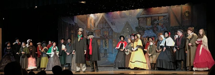 From Mr. Scrooge to Mr. Banks- Whats next for Nashoba Theatre