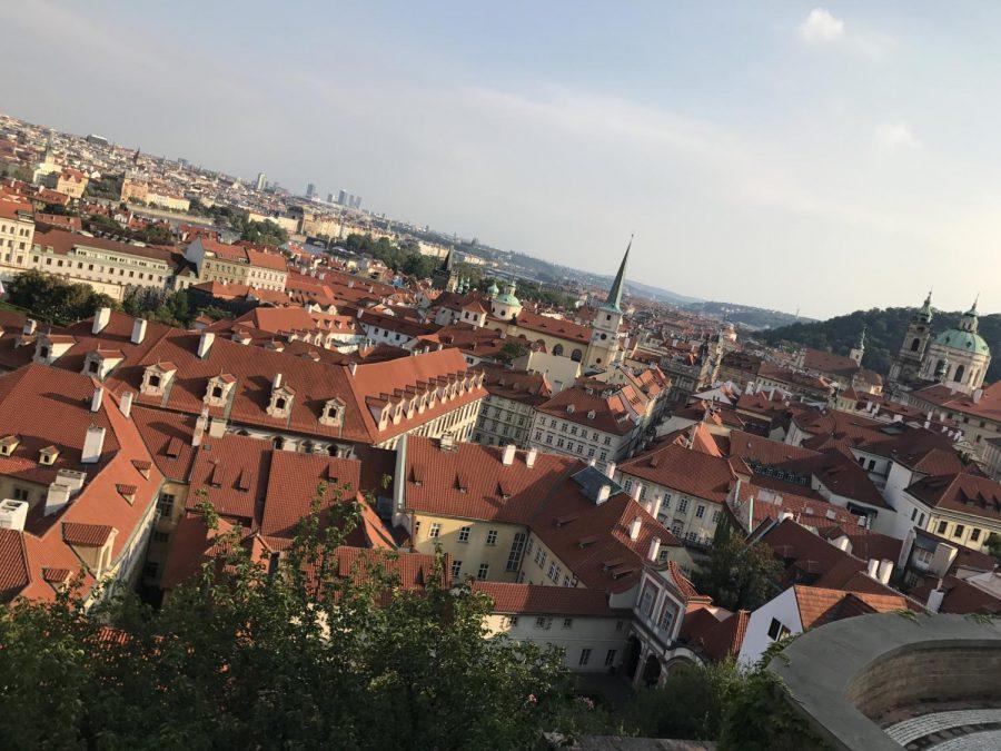 The Beautiful City of Prague