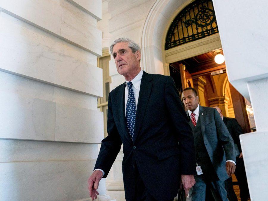 Special+Counsel+Robert+Mueller+