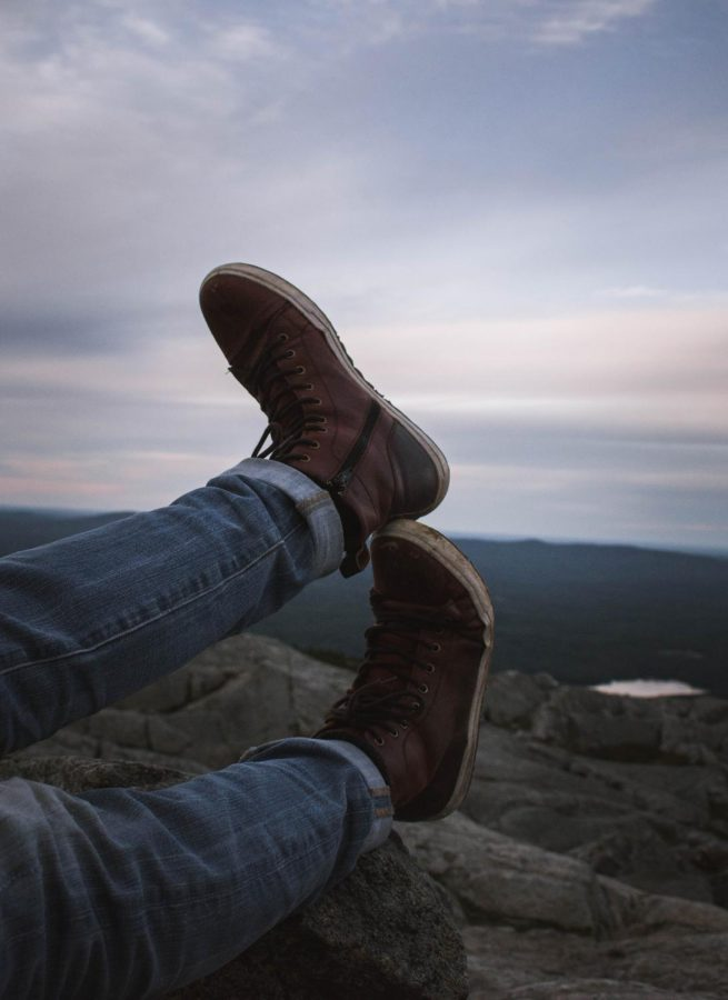 Take A Hike, But Use the Right Footwear