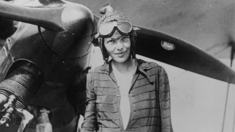 Possible Lead on Amelia Earhart