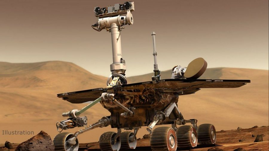 Mars Rover Oppy Has Died