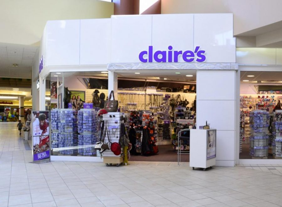 Claires Makeup Controversy