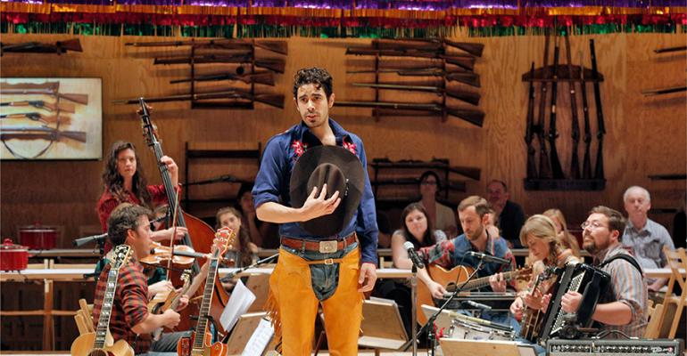 Damon+Daunno+who+plays+Curly+in+the+new+Broadway+revival+of+Oklahoma%21