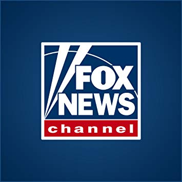 The Fox News Logo as taken from Amazon.com