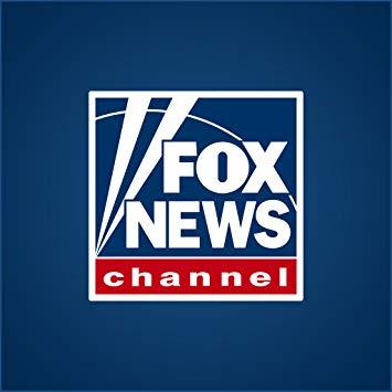 The Fox News Logo as taken from Amazon.com