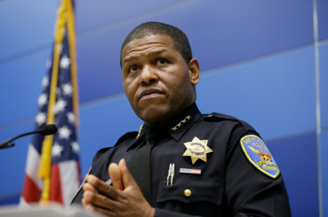 Police Chief William Scott