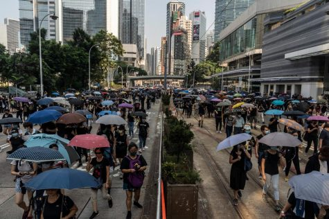 """""""This is not the Hong Kong we know"""": Protester Shot in Hong Kong Demonstrations"""