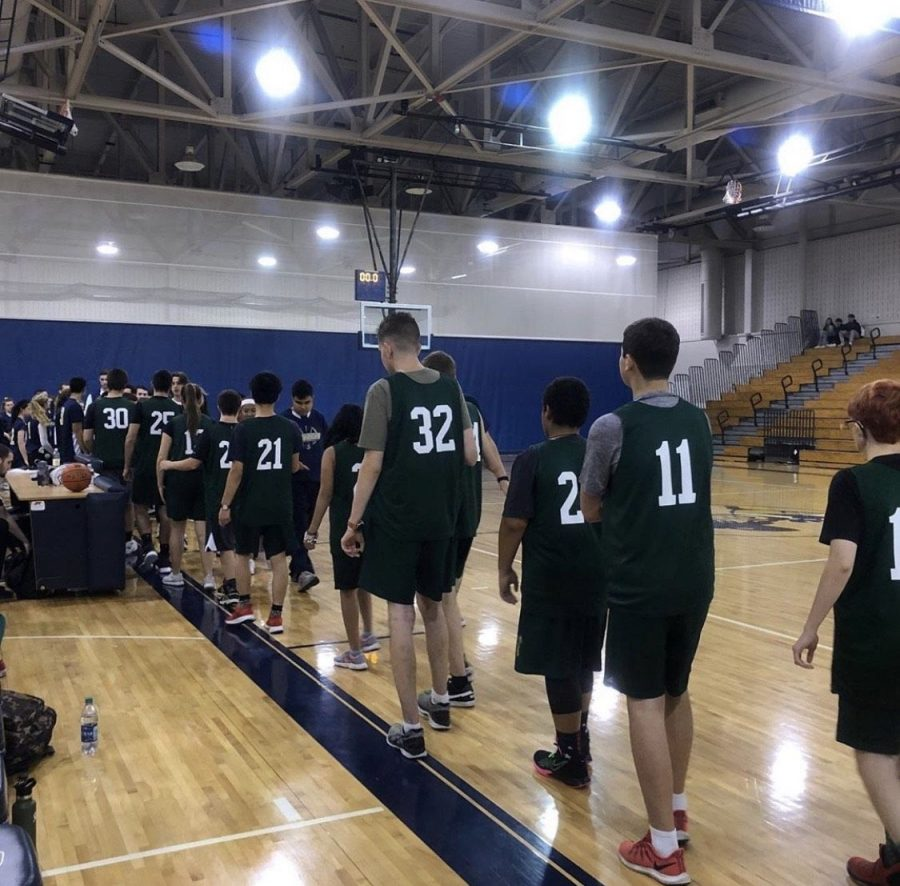 Unified Basketball Team Gets Ready for an Exciting Season