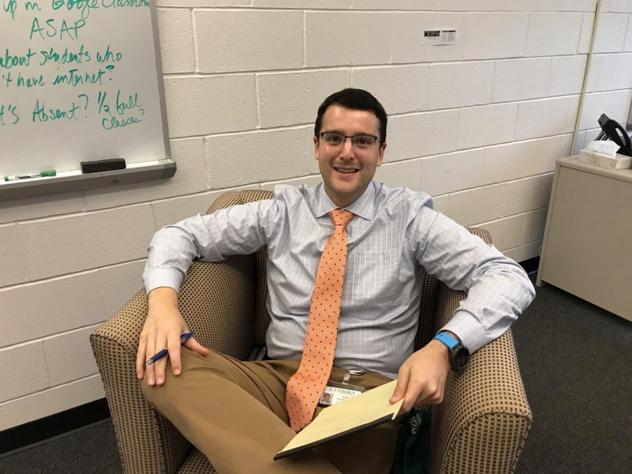 Welcome to our new Assistant Principal, Jon Krol