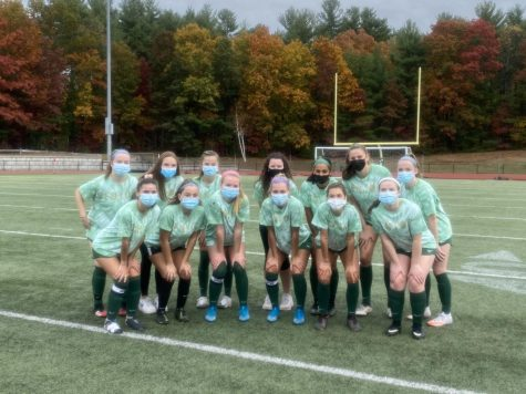 The New Playing Field: Girls Soccer