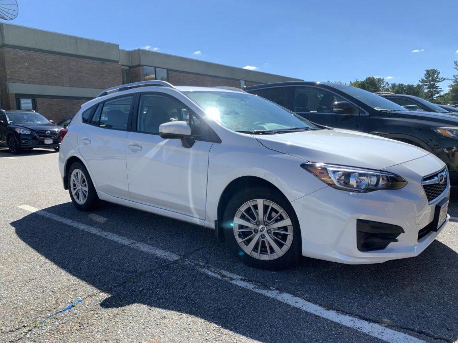 Nashobas New Cars: Impreza Impressions