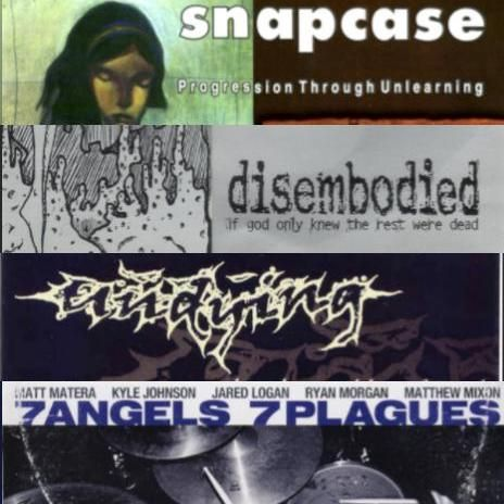 Four Forgotten Classics from the Golden Age of Metalcore